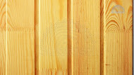 Grooving wooden beam, wooden wall panel jointed