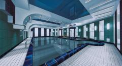 Отельно-ресторанный комплекс с бассейном и