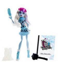 Лялька Monster High Art Class Abbey Bominable,