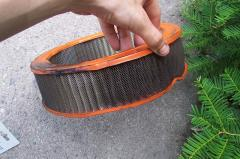 Air filters for the NPP of D 23 C
