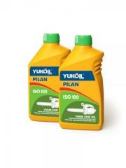 Олива для ланцюгових пил Pilan ISO 100 1л