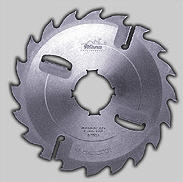 Circular saws for multisaw machines. To order