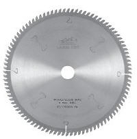 Circular saws for a cross cut. Saws are cross.