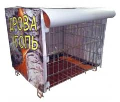 Tents of containers, Special offer