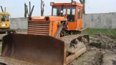 Bulldozers: Bulldozer T-130, T-170