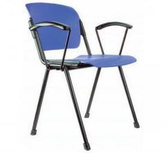 Chair for office of Era plast arm black