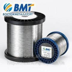 Annealed stainless wire AISI 304 0,16 mm
