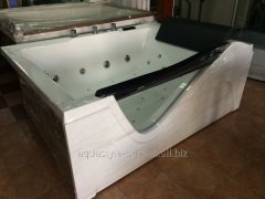 Ванна з гідромасажем Golston G-U287 (розмір