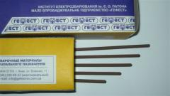 Electrodes for MNCh-2 cast iron welding