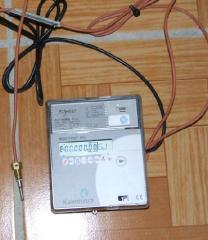 Ультразвуковой счетчик тепловой энергии Multical