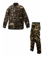 Jacket and Trousers camouflage