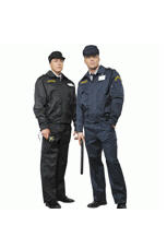 Suits for security structures