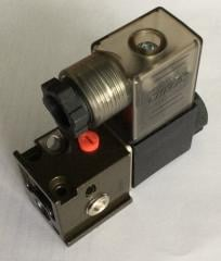 Pneumatic distributor electromagnetic