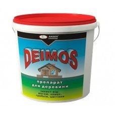 """Пропитка для дерева DEIMOS """"4 в 1"""", 1 кг"""