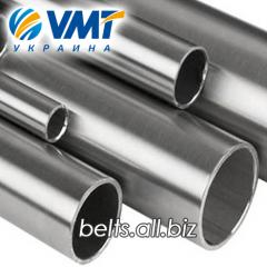 Stainless steel round pipe AISI 304, AISI 304L,