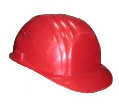 The helmet is protective