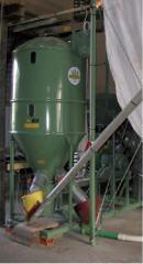 Вертикальный смеситель комбикормов (модели FAV  и