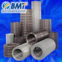 Galvanized welded wire mesh 10x10 mm