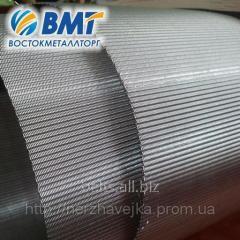 Filter woven mesh