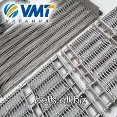 Транспортерная лента металлическая