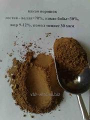 Cocoa powders (industrial, 100% natural,