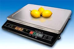 Scales trade electronic (Weight measuring
