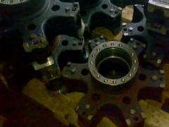 Wheel nave Kraz (KRAZ)