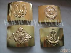 Buckles with symbolics