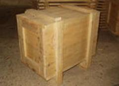 Box wooden GOST 24729-81