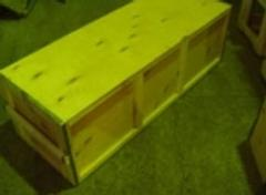 Box wooden GOST 2354-78