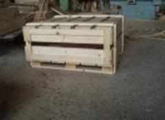 Box wooden GOST 20767-75