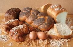 Хлеб, изделия хлебобулочные.
