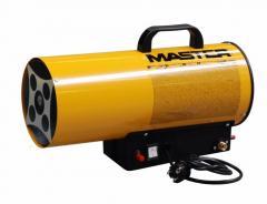 Gas guns of Master BLP 33 M