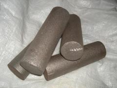 Cast iron, Circles pig-iron F50-1000mm, gray cast