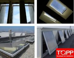 Automatic equipment for the TOPP windows (Italy)