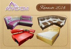 Мебель мягкая от производителя  Атис ДМ