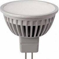 Лампа светодиодная DELUX JCDR 3.2Вт GU5.3 теплый