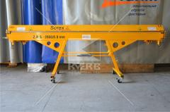 Bending machine sheet Sorex ZRS 2660