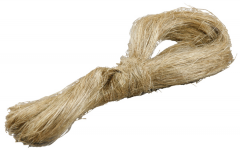 Flax sanitary. Flax fibers. Linen locks