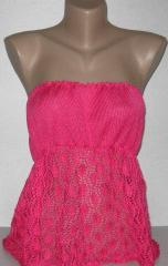 The top is knitted