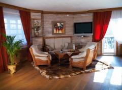 Окна, двери, мебель и предметы интерьера из натурального дерева Боско.