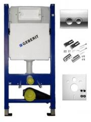 Инсталляция для подвесного унитаза Geberit Duofix