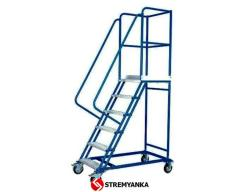 Ladder mobile SHLM 1000 (with the shelf) the
