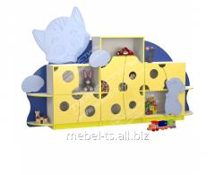 Стенка для детского сада (Кошки-Мышки)
