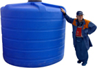 Продажа бочек и емкостей от 10 литров до 100 тонн.