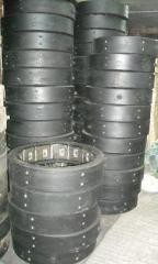 ShPM Shinnopnevmatichesky couplings