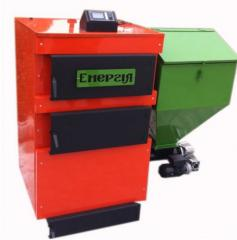 Copper pelletny with automatic feeding ENERGY of