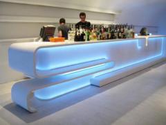 Bars furniture and restaurants