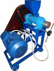 Extruder KR-70H with the motor of 2,2 kW 220 V