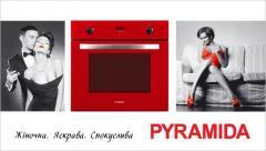 PYRAMIDA OVENS Wholesale prices Kharkiv and